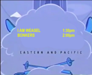 Toon Disney Toons Christmas I Am Weasel To Bonkers