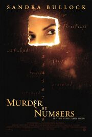 2002 - Murder by Numbers Movie Poster -1
