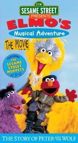 The Rugrats Movie Theatrical Teaser Trailer Sesame Street Presents Elmo 039 S Musical Adventure Story Of Peter