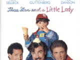 Opening To Three Men And A Little Lady 1996 Re-Release AMC Theaters