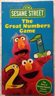 Opening And Closing To Sesame Street: The Great Numbers Game