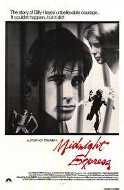 1978 - Midnight Express Movie Poster