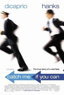 Catch Me If You Can 2002 movie