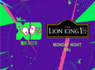 Disney XD Toons Theater The Lion King 1 and a half Promo 2017