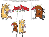 Opening to The Angry Beavers Movie 2000 Theater (Regal Cinemas)