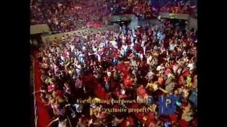 The Wiggles LIVE Hot Potatoes! (2005) Ending (Screener DVD Version) Farewell (Live)-0