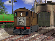 Toby in Thomas And The Magic Railroad