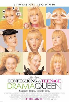 Confessions of a teenage drama queen xlg