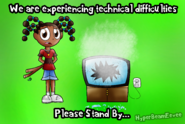 Technical difficulties by hyperbeameevee d8i5gjo