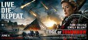 2014 - Edge of Tomorrow Movie Poster