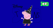Disney XD Toons Peppa Pig Halloween 2019 UK