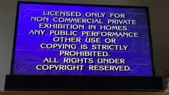 Opening to Sunset Boulevard 1994 VHS (1995 Reprint)-1538239255