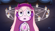 S2E27 Star Butterfly looking upset