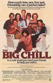 1983 - The Big Chill Movie Poster