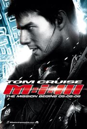 Mission impossible iii poster