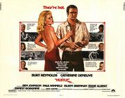 1975 - Hustle Movie Poster