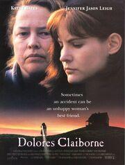 1995 - Dolores Claiborne Movie Poster