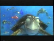 Finding Nemo Theatrical Teaser Trailer 2003