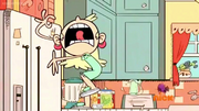 Leni Loud Screams (The Loud House)