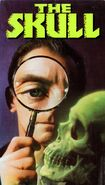 The Skull 1992 VHS (Front Cover)