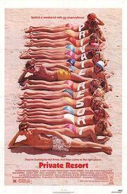 1985 - Private Resort Movie Poster