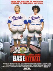 1998 - Baseketball Movie Poster