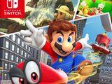 Super Mario Odyssey (2017 Game)