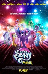 Opening to My Little Pony: The Movie 2018 VHS