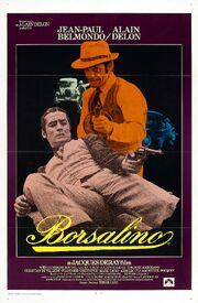 1970 - Borsalino Movie Poster 1