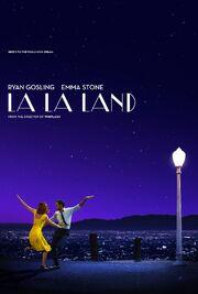 2016 - La La Land Movie Poster