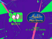 Disney XD Toons Theater Aladdin And The King Of Thieves Promo 2017