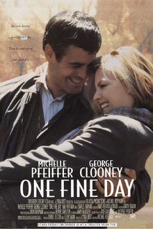 One Fine Day (1996) Poster