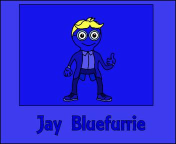 1) Jay (Blue-Heax tint Jay)