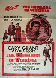 1940 - The Howards of Virginia Movie Poster
