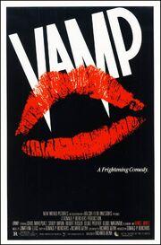 1986 - Vamp poster