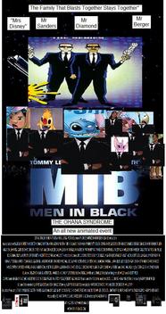 Men In Black The Ohana Syndrome (2017) Poster 2