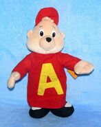 Alvin Toy Network Plush