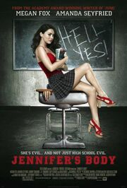 2009 - Jennifer's Body Movie Poster