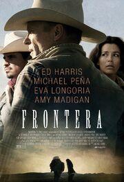 2014 - Frontera Movie Poster