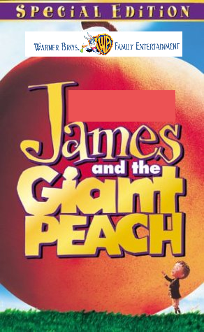 Version Fake Version James And The Giant Peach Special Edition  Vhs
