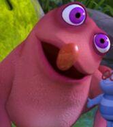 Rosita the Frog (Maya the Bee)