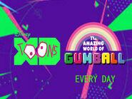 Disney XD Toons The Amazing World Of Gumball Promo 2017