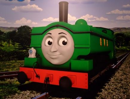 Duck the GWR Pannier Tank Engine a91981d9d7d3