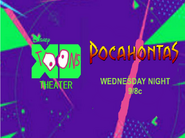 Disney XD Toons Theater Pocahontas Promo 2017