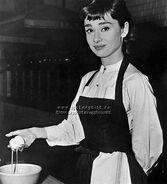 Sabrina (1954) Chef's Whites