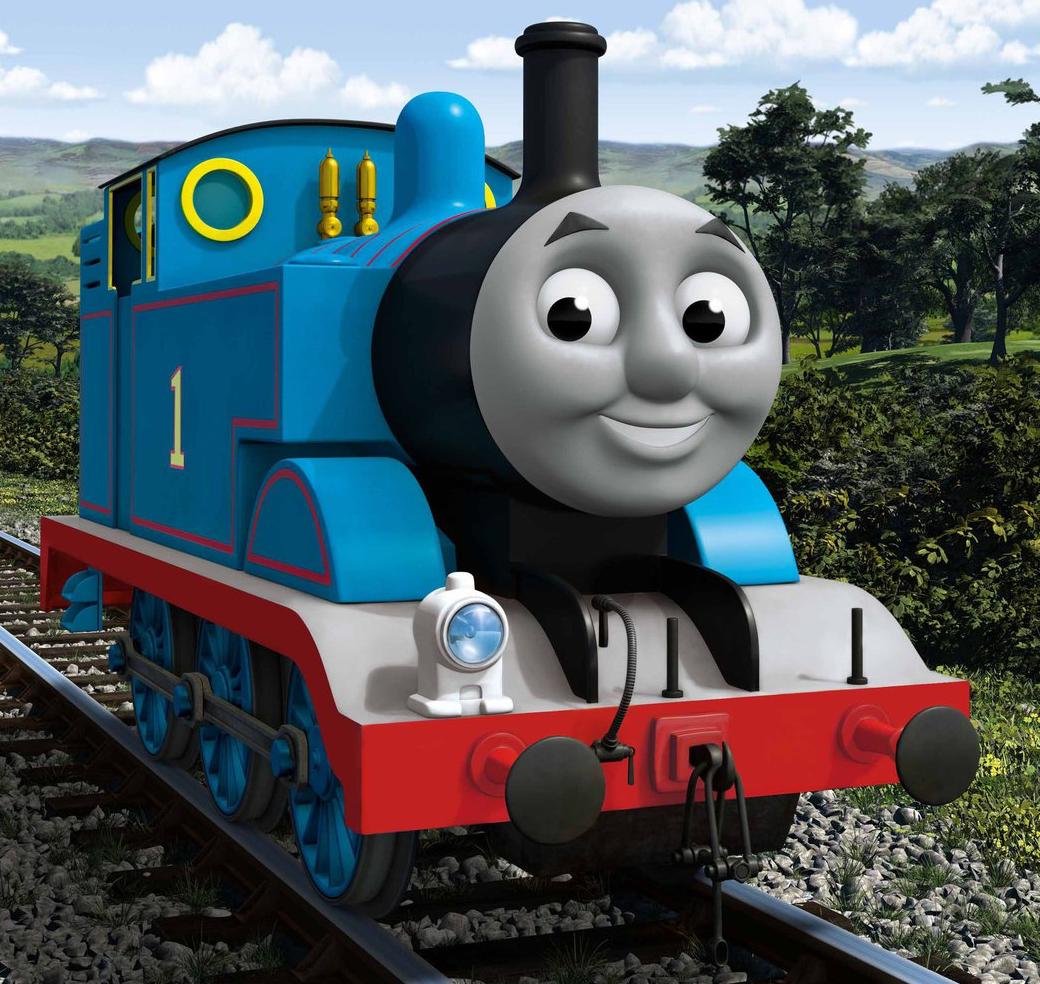 f91fbf30aa4 Thomas the Tank Engine. ThomasCGI