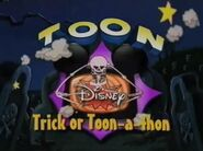 Toon Disney Toons Trick Or Toon-a-hon 1998