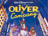 Opening to Oliver and Company 1996 Theater (Regal Cinemas)