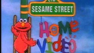 Sesame Street Home Video (1996) Logo
