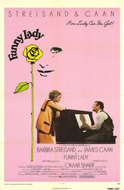 1975 - Funny Lady Movie Poster